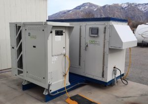 Qnergy Indratel Compressed Air Package