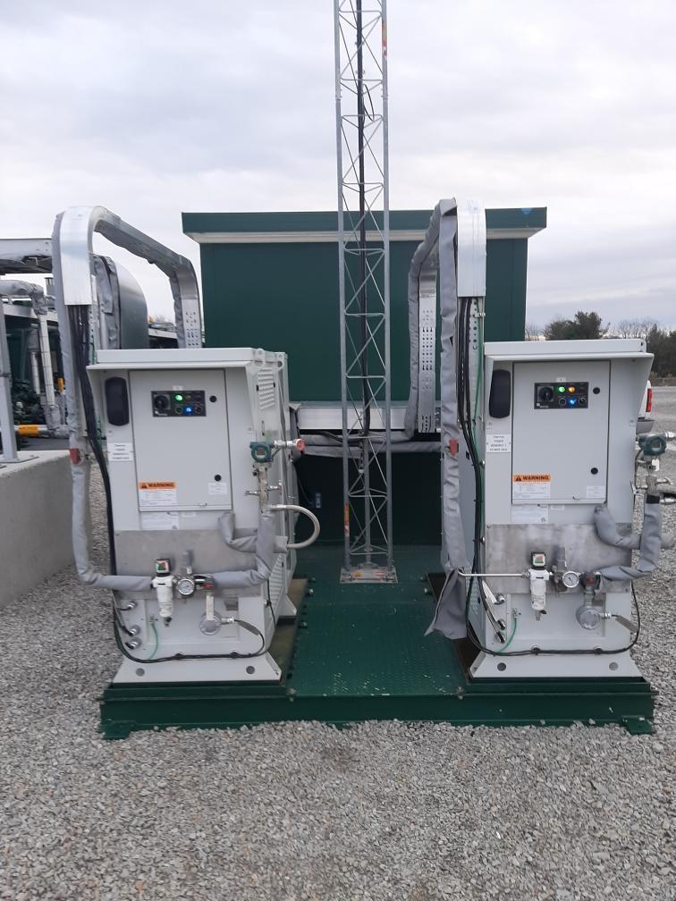 Remote power controls PowerGen N+1